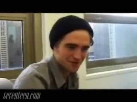 Robert Pattinson Interview with Seventeen Magazine