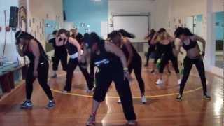 Str8 Up Dance Action Reggae Choreo Terror Fabulous Nadine Sutherland