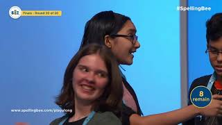 2019 Scripps National Spelling Bee Declares First-Ever Group...