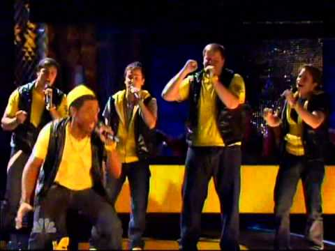 Sing Off 3 Episode 6 - YellowJackets - The Show Goes On