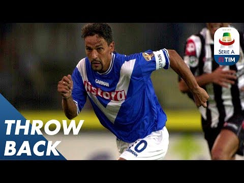 The Italian Legend: Roberto Baggio | Throwback | Serie A