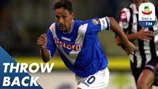The Italian Legend: Roberto Baggio   Throwback   Serie A