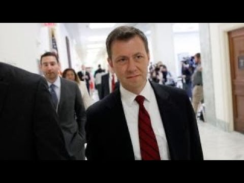 FBI agent Peter Strzok addresses anti-Trump texts