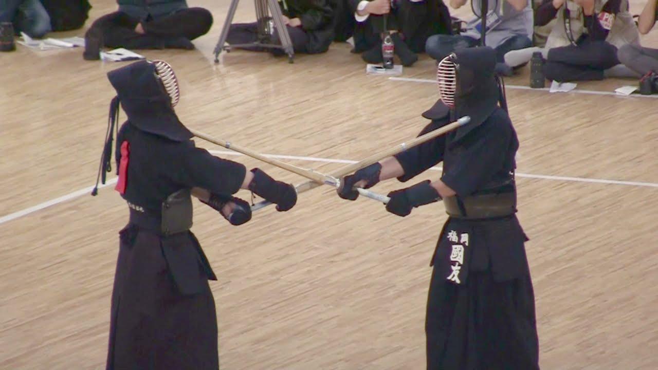 Kendo at Nippon Budokan