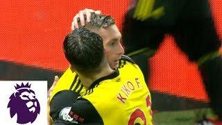 Gerard Deulofeu caps off impressive run with a goal v. Cardiff City | Premier League | NBC Sports