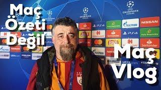 Galatasaray - FC Schalke 04 Şampiyonlar Ligi Maç Özeti Değil! Kamera Arkası