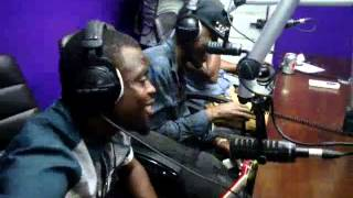 Kwa Kessie speaks about his prison experience