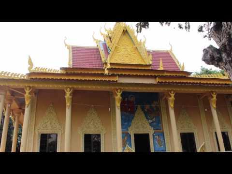 Chùa Khmer ở Kiên Giang