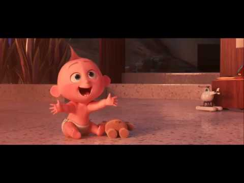 HAROLD THE HELICOPTER IN 'INCREDIBLES 2'?!?