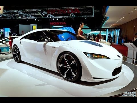 Toyota Ft Hs Hybrid Sports Concept New Body Sporty