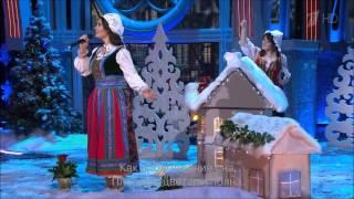 'Миллион алых роз'. Дина Гарипова и Эльмира Калимуллина. Первый канал.HD
