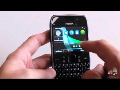 Review del Nokia E6 en español   goponygo.com