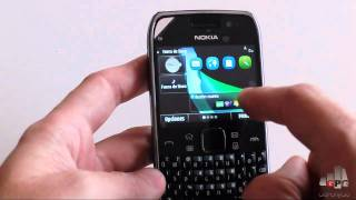 Review del Nokia E6 en español | goponygo.com