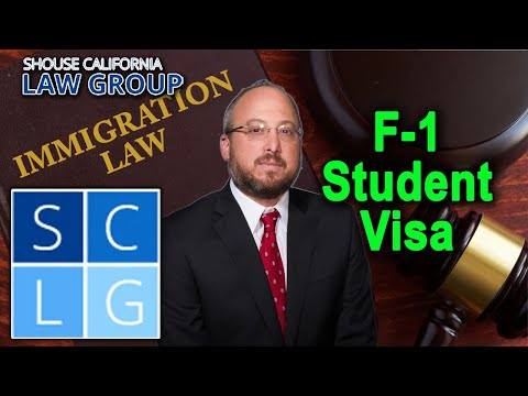 F 1 Student Visas for Academic Colleges in California