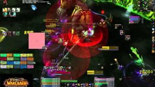 Mythic Archimonde - In Flagranti | Unholy Dk Pov