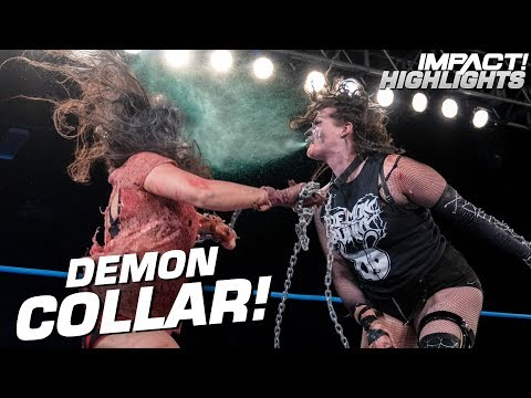 Rosemary and Su Yung Settle the Score in a Demon Collar Match! | IMPACT! Highlights May 17, 2019 Mp3