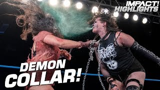 Baixar Rosemary and Su Yung Settle the Score in a Demon Collar Match! | IMPACT! Highlights May 17, 2019