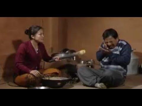 हैट ! हनुमान र मंगलीको माया पिरती - मेरी बास्सै
