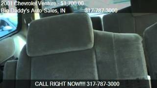 2001 Chevrolet Venture LS Extended - for sale in Indianapoli