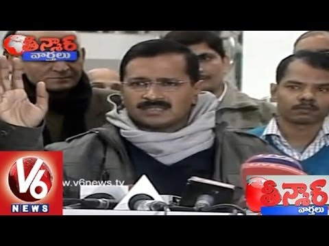 Kejriwal Blames Media In Nagpur - Teenmaar News