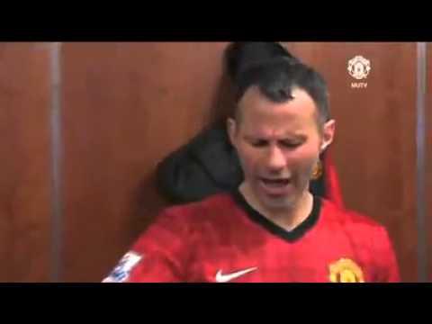 Manchester United 20th title celebration