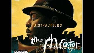 Roy Hargrove & The RH Factor '06 Distractions   11 Can't Stop