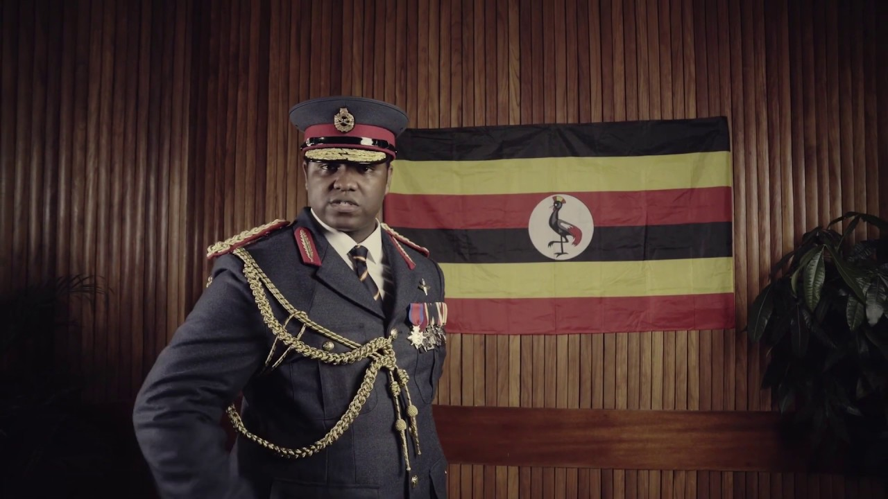 Download The Last King of Scotland - Idi Amin Speaks to the People