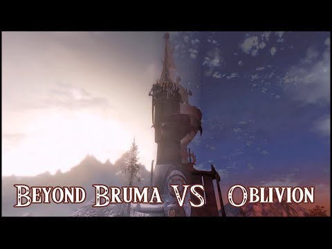 200 years of Bruma | Comparing Beyond Bruma & Oblivion