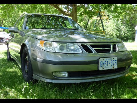 2003 saab 9 5 aero for sale youtube. Black Bedroom Furniture Sets. Home Design Ideas