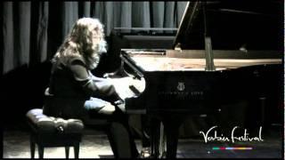 Lera Auerbach plays Prokofiev Sonata No. 2 in D minor (4th Movement)