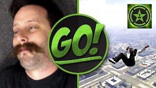 GO! #64 - Land on a Blimp Edition