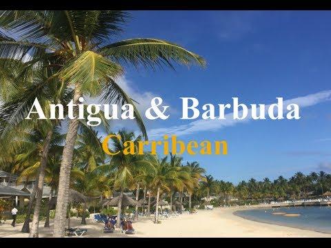 Carribean | Antigua & Barbuda - GoPro HERO3+ - Travel video