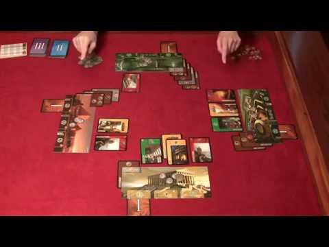 """How to Play """"7 Wonders"""" - The Dragon Table: Episode 21"""