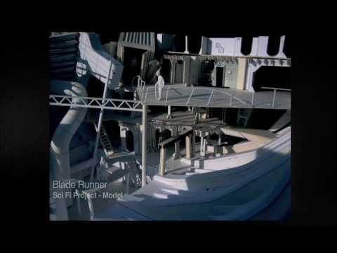 Production Design Showreel Part 1 - (c)NFTS 2010