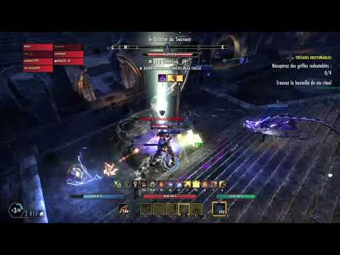 The Elder Scrolls Online: Tamriel Unlimited tite tourne avk la guild |