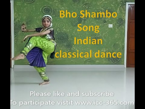 Bho shambho song - Classical dance