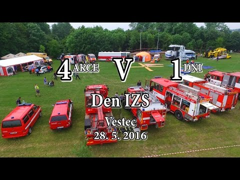 Den IZS 2016 Vestec