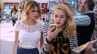 Виолетта 3 - Разговор Людмилы и Федерико по скайпу - серия 14