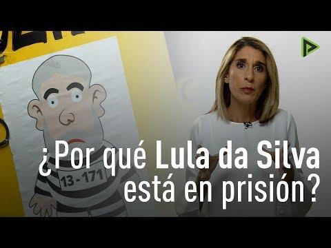 ¿Por qué Lula Da Silva está en prisión?