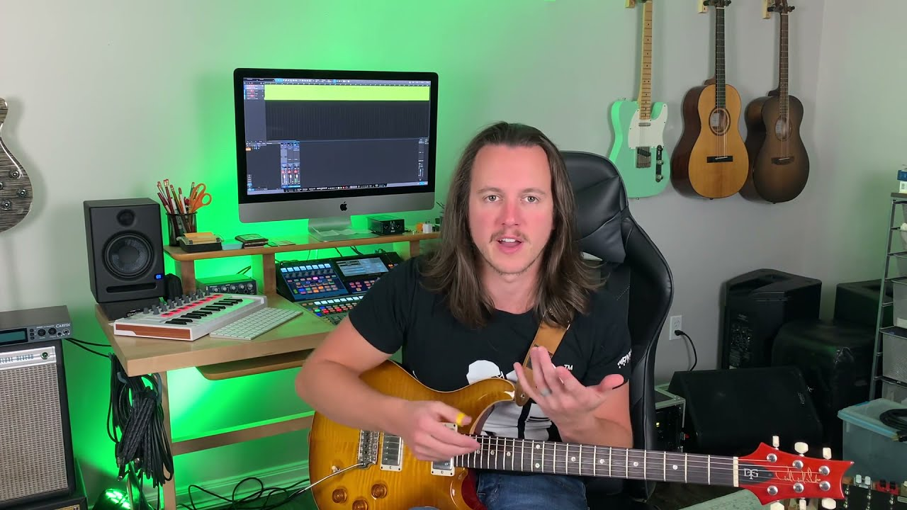 Mapping the Fretboard