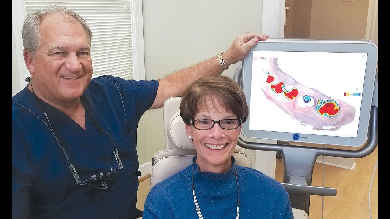 Single-Appointment Restorations Using the iTero Element® Scanner