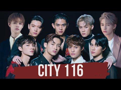 Nct China - [Official Trailer Wattpad] CITY 116
