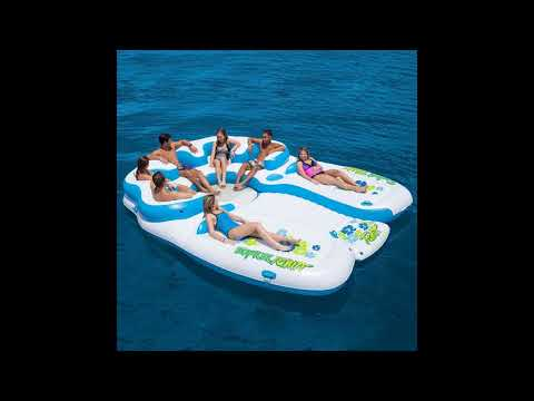 Jim E. Chonga - This Float Will Blow Others Out of the Pool! Room for 7!