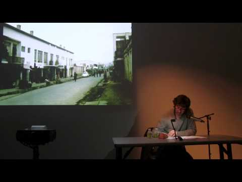Artists on Artists Lecture Series - Mario Garcia Torres on Alighiero e Boetti