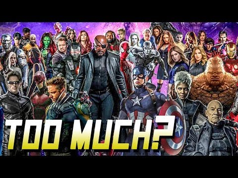 Too Many Heroes? When Will Superhero Entertainment Oversaturate The Market? (Analysis)