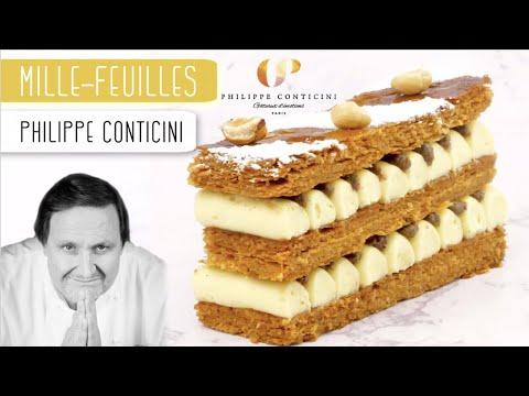 le-mille-feuille-parfait...-?🤔-(mille-feuille-vanille/amande-de-philippe-conticini)