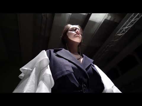La Dama Bianca - Progetto di Tesi in Fashion Design | IED Milano