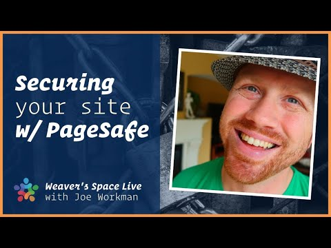 Securing Your Website With PageSafe
