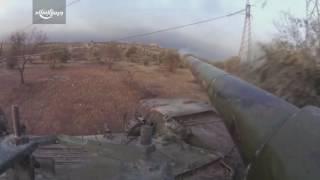 !!!ШОК!!! Сирия новые танки БОЙ С ИГИЛ 18+
