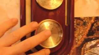 Измерение влажности воздуха обычным термометром